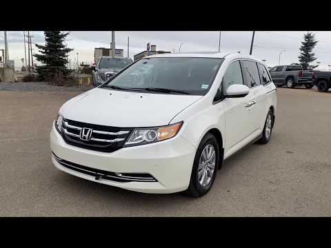 2017 Honda Odyssey EX-L Review - Western GMC Buick
