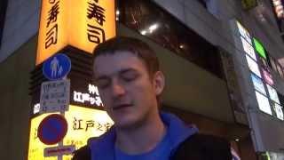 JAPAN: ОТЗЫВ НА СУШИ РЕСТОРАН Kando Sushi restaurant in Tokyo