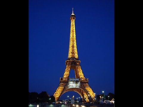 Eiffel Tower Facts For Kids Fun Facts About The Eiffel Tower - YouTube