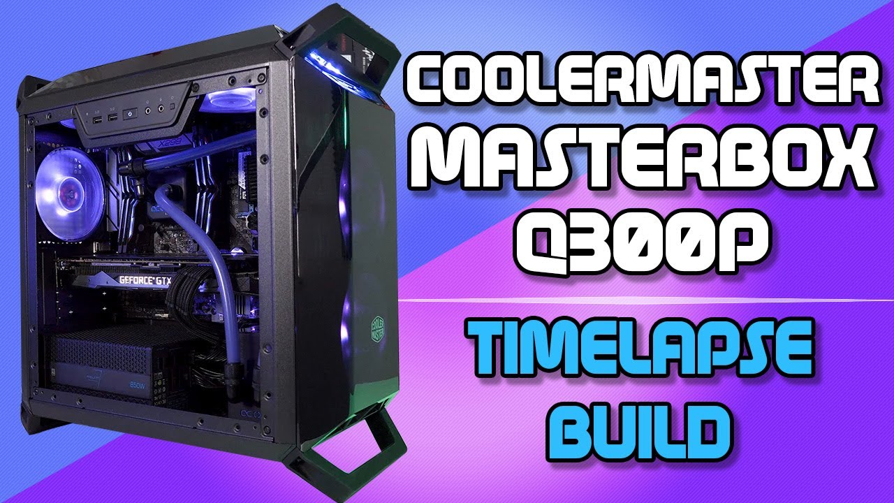 masterbox ql cooler master