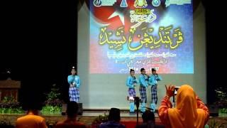 Nasyid KDSS Johor 2016 - Al-Amin