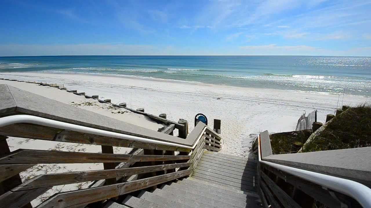 Blue Mountain Beach Florida 4br Gulf Front Vacation Al Home 718 Road You
