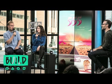 "John Early And Kate Berlant Discuss Their Vimeo Series, ""555"""