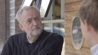 Let's do hope not despair | Owen Jones meets Jeremy Corbyn thumbnail