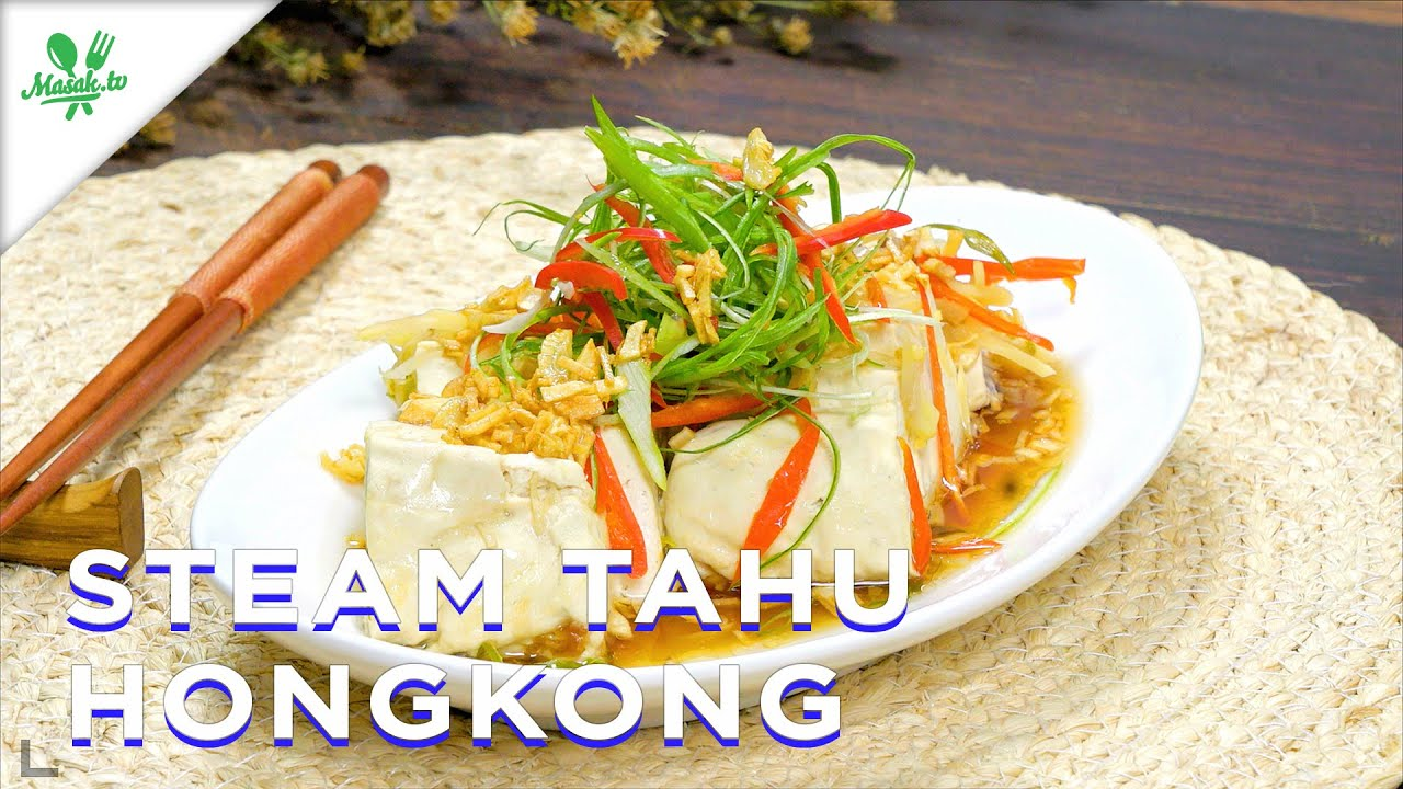 Steam Tahu Hongkong