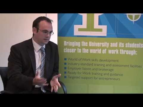 Duncan Gibbins Solicitors in Conversation with the World of Work Careers Centre