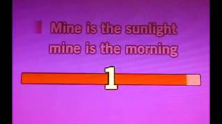 Morning Has Broken - Cat Stevens - KARAOKE