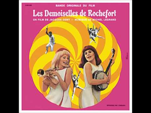 Les demoiselles de Rochefort - Chanson des jumelles