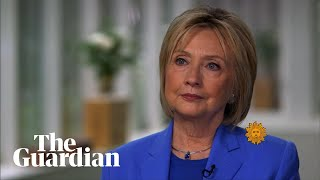Hillary Clinton: Lewinsky affair not an abuse of power