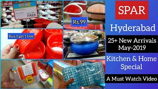 Spar Hyderabad 25+ New Arrivals - May 2019| A Must Watch Special Video - Kitchen & Home| #LaiKRaSTV