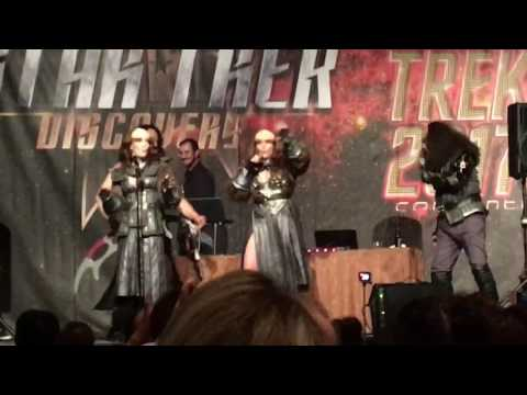 Star Trek 2017 Klingon Karaoke