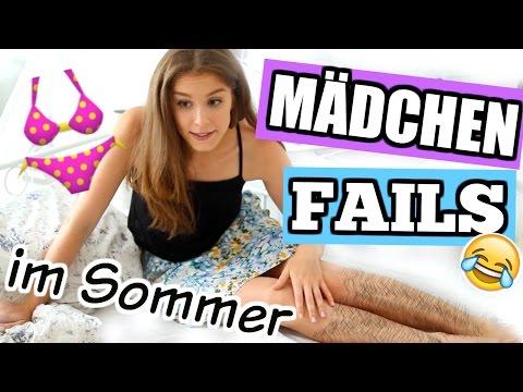Die nervigsten MÄDCHEN FAILS im SOMMER! ♡ BarbieLovesLipsticks