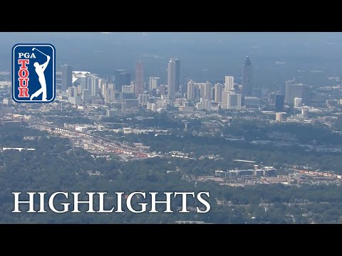 Highlights | Round 1 | TOUR Championship 2018