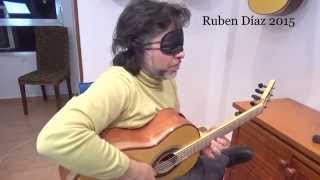 Should we practice in front of a mirror...?/Paco de Lucia's technique CFG Spain Ruben Diaz