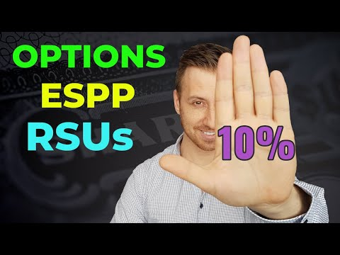 ▶ Should You Invest In Your Company's Stock // Options, RSUs, ESPP
