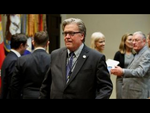 Should Steve Bannon be on the National Security Council?