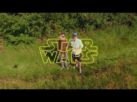 Star Wars Drone Test