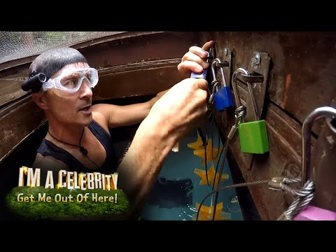 FIRST LOOK: Dennis and Jamie Face Tortuous Tanks | I'm A Celebrity...Get Me Out Of Here!