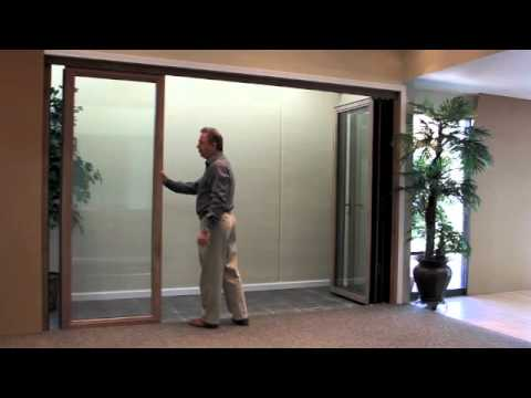 Folding Patio Doors,Folding Glass Doors,Folding Exterior Doors ...