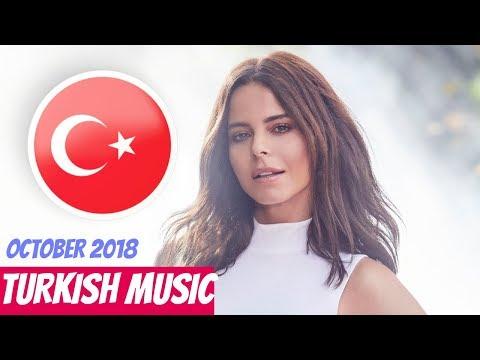 Top Turkish Songs of October 2018