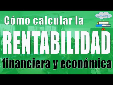 Download Cómo calcular la rentabilidad económica y financiera