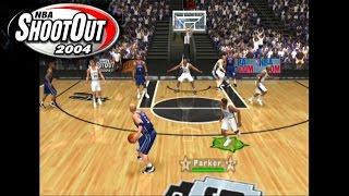 NBA ShootOut 2004 ... (PS2)