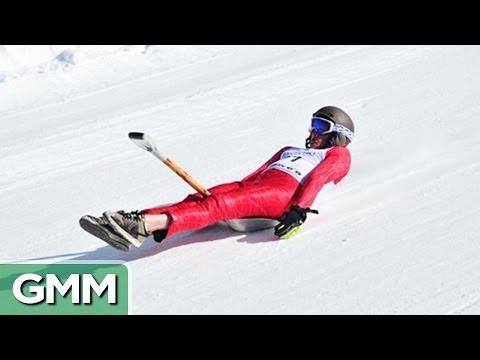 The 7 Craziest Winter Sports Ever