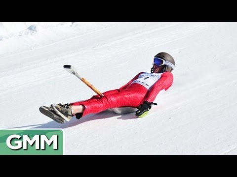 7 Craziest Winter Sports Ever