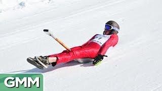 7 Craziest Winter Sports Ever