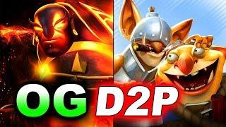 OG vs Players - EU TECHIES! - StarLadder ImbaTV MINOR DOTA 2