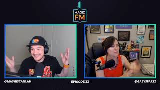 MagicFM #33 - Ghosting, Emerġency Bans, and Depictions of Racism in MTG