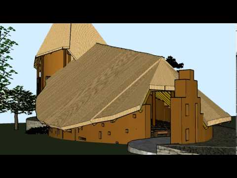 Zambian vernacular architecture: proposed church