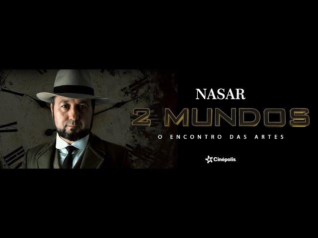 Trailer 2Mundos - O Encontro das Artes