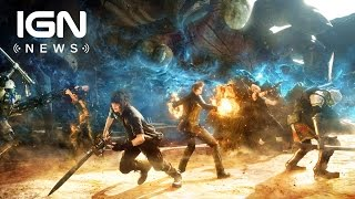 Final Fantasy 15: Rumored Release Date Revealed - IGN News