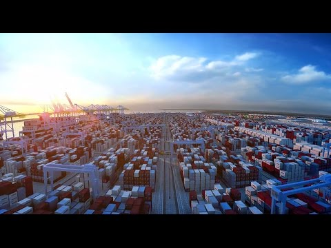 Tema Port Expansion Project - MPS Tema - Bolloré Ports