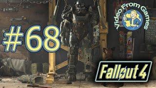 Прохождение Fallout 4 68 Пупсы 4 Без оружия
