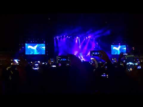 Phil Collins In The Air Tonight (Campo de Polo - Buenos Aires 2018)