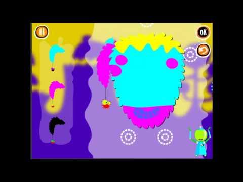 Monster Mixer una aplicacion gratuita para Halloween