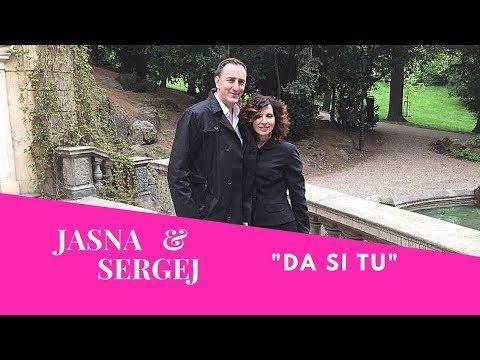 JASNA & SERGEJ - Da si tu [Official Video]