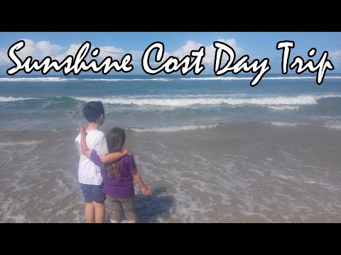 Out & About: Sunshine Coast Day Trip
