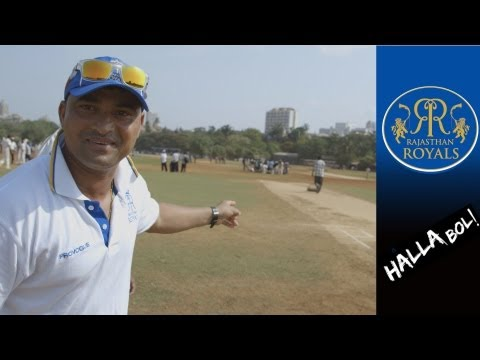 MUMBAI CRICKET:  Pravan Tambe tours his home town and takes a look at the local pitches