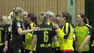 Damenhandball: Bor. Dortmund - Neckarsulmer SU