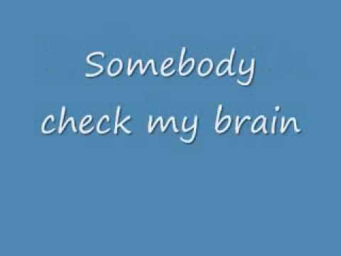 Alice in chains: Check my brain lyrics