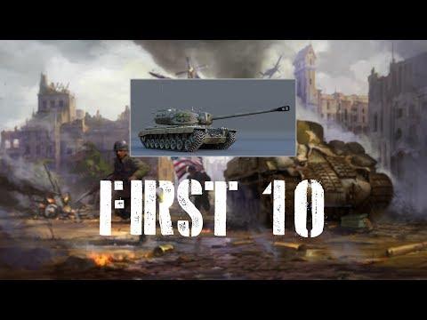 War Thunder First 10 - T29 Heavy Tank