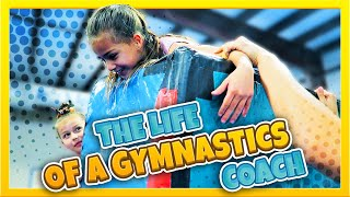 A Day In The Life Of A Gymnastics Coach| Rachel Marie MP3