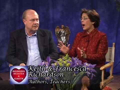 Bridging Heaven & Earth Show # 214 w/ Keith & Francesca Richardson and Andy Lakey Art Videos