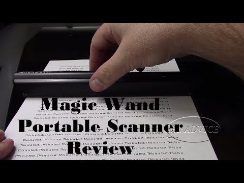 VuPoint Magic Wand Portable Scanner Review for Private Investigators