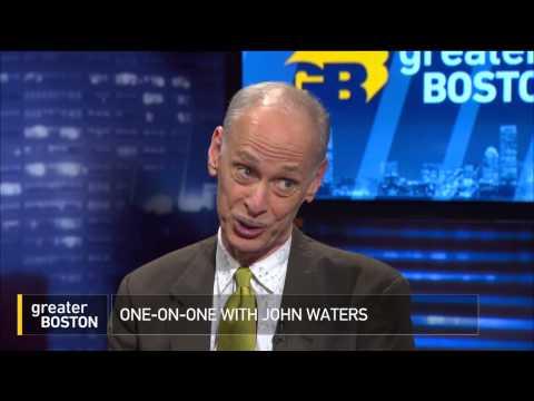 John Waters Talks His New Book, His Hometown Of Baltimore & Caitlyn Jenner