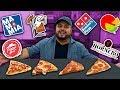¿QUIÉN HACE LA MEJOR PIZZA?  EL GUZII - YouTube