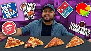 ¿QUIÉN HACE LA MEJOR PIZZA? | EL GUZII